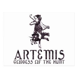 Artemis Post Cards