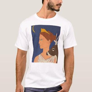 Artemis: The Moon Goddess T-Shirt