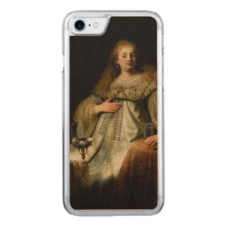 Artemisia by Rembrandt van Rijn Carved iPhone 7 Case