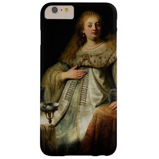 Artemisia by Rembrandt van Rijn iPhone 6 Plus Case