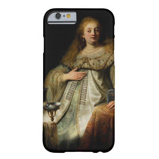 Artemisia by Rembrandt van Rijn iPhone 6 Case