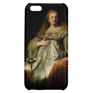 Artemisia by Rembrandt van Rijn Cover For iPhone 5C