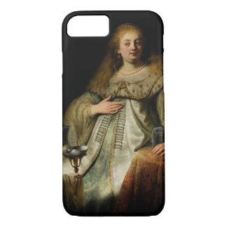 Artemisia by Rembrandt van Rijn iPhone 7 Case