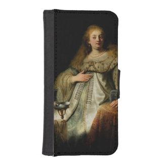 Artemisia by Rembrandt van Rijn