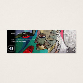 arteology paintings id mini business card