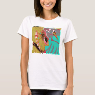arteology she swan T-Shirt