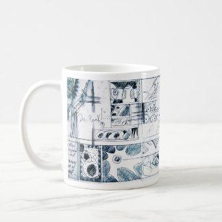arteology sketches 1995 mug