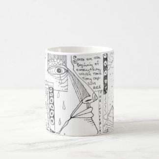 arteology sketches 1995 mugs