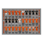 Artesia Bulldogs State Champs Uniform Poster