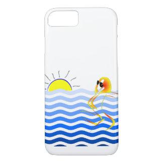 Artful Beach Phone Case