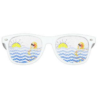 Artful Beach Sunglasses