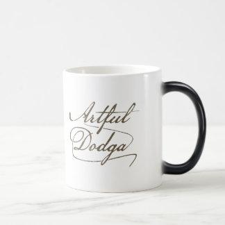 Artful Dodga Morphing Mug