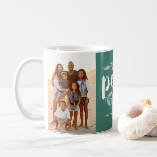 Artful Peace Photo Holiday Mug