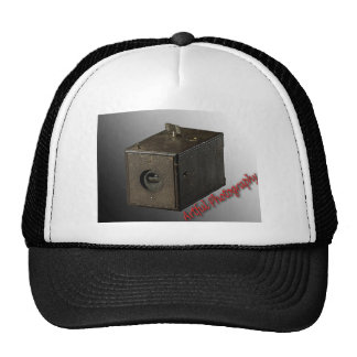 artful photography hat