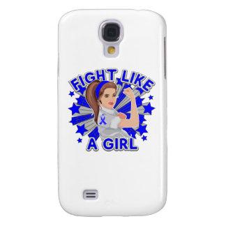 Arthritis Awareness Modern Rosie Fight Samsung Galaxy S4 Case