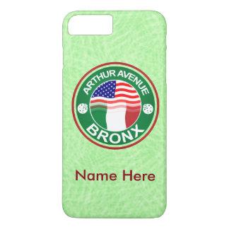 Arthur Ave Bronx Italian American Phone Case