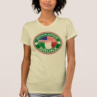 Arthur Ave Bronx Italian American T-Shirt