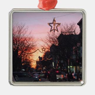Arthur Ave. Christmas Eve Christmas Ornament
