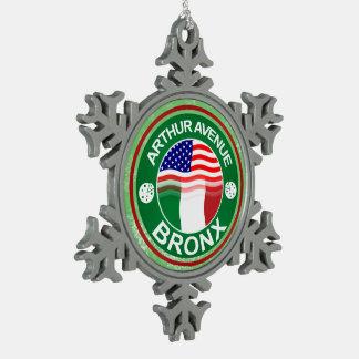 Arthur Avenue Bronx Italian Christmas Ornament