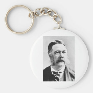 Arthur ~ Chester Alan / President of United States Key Chains