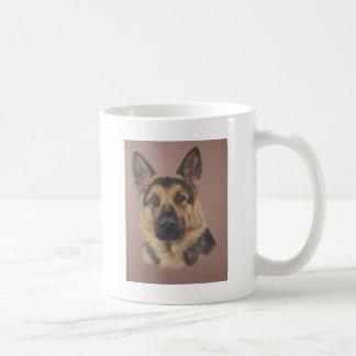 Arthur - German Shepherd Coffee Mug
