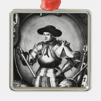 Arthur III  of Brittany Christmas Ornament