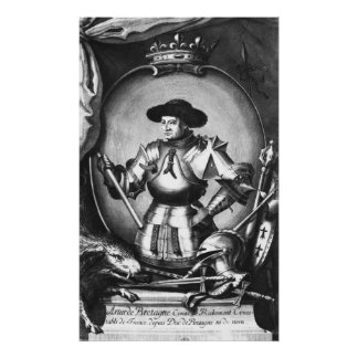 Arthur III  of Brittany Poster