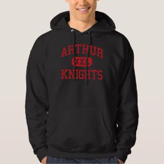 Arthur - Knights - Senior - Arthur Illinois Hoodie