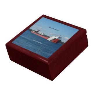 Arthur M. Anderson keepsake box