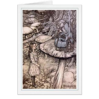 Arthur Rackham Greeting Card