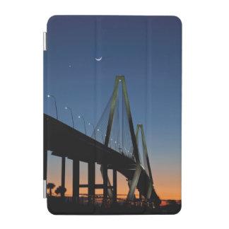 Arthur Ravenel Jr. Bridge at Dusk iPad Mini Cover