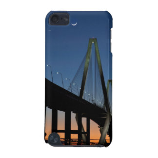Arthur Ravenel Jr. Bridge at Dusk iPod Touch (5th Generation) Covers