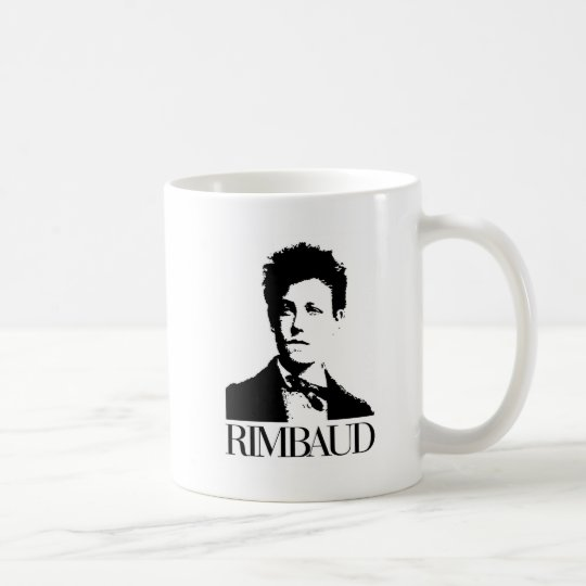 Arthur Rimbaud Coffee Mug