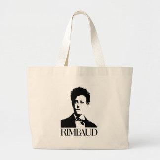 Arthur Rimbaud Large Tote Bag
