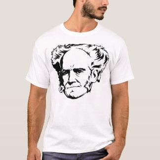 Arthur Schopenhauer Portrait T-Shirt