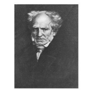 Arthur Schopenhauer Postcard