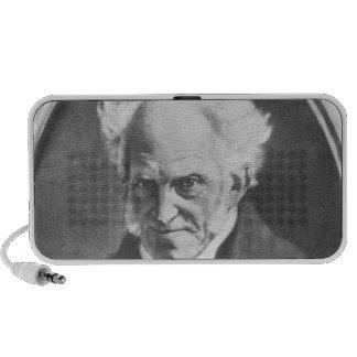 Arthur Schopenhauer iPod Speaker