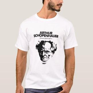 Arthur Schopenhauer White T-shirt