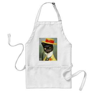 Arthur Thiele - Mr. Cat Standard Apron