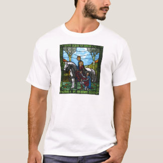 Arthurian Window T-Shirt