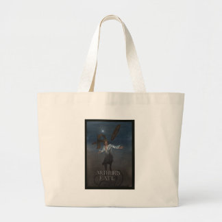 Arthur's Fate Large Tote Bag