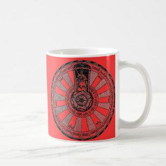 Arthur's round table mugs