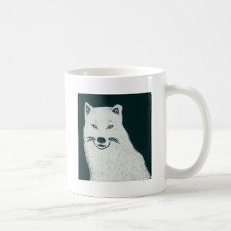 Artic Wolf.jpg Basic White Mug