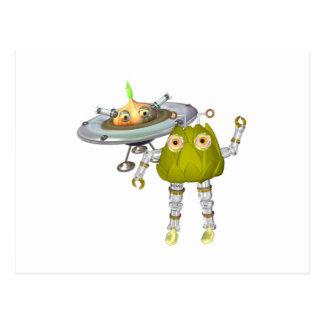 ArtichokeBot OnionBot FudeBots Postcard
