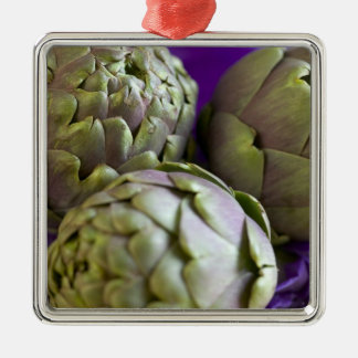 Artichokes For use in USA only.) 2 Christmas Ornament