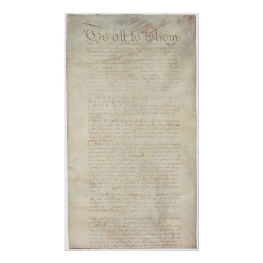 Articles of Confederation of the united States_pg1 Poster