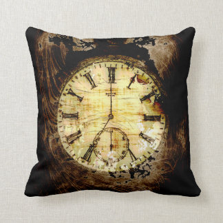 Artifact of Time - Pocket Watch Cushion