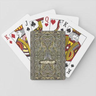 artifacts - gatzo's gate ver 3 poker deck