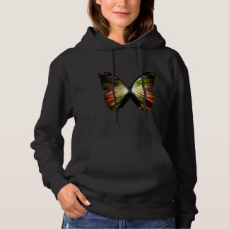 Artificial Butterfly Hoodie