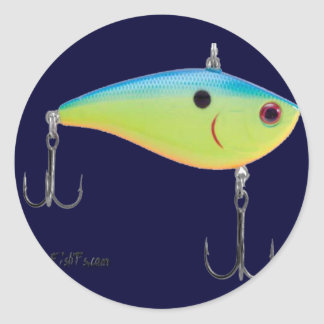 Artificial Fish Baits by FishTs Sticker